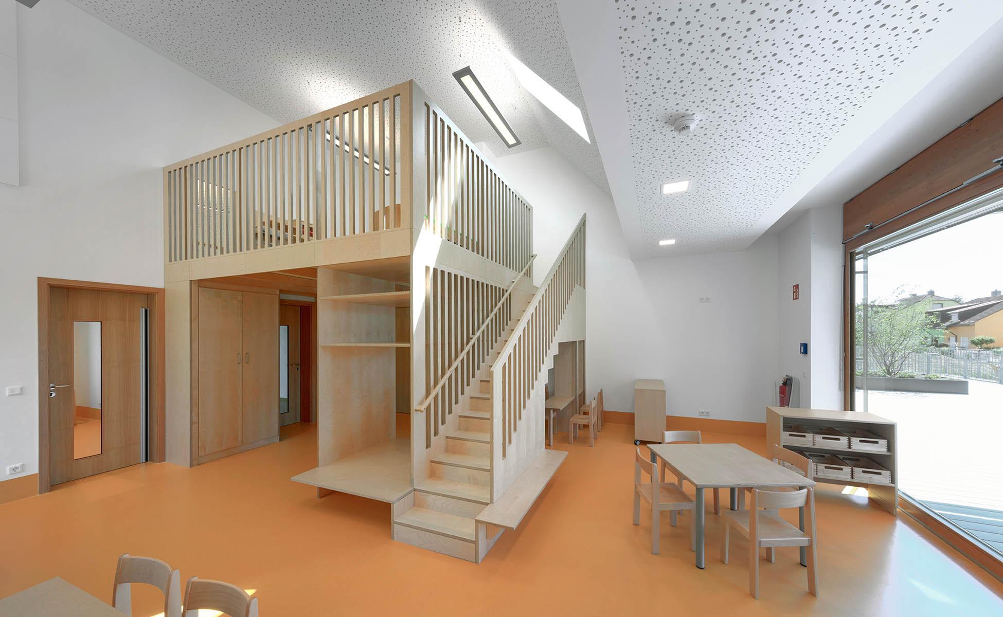Kindertagesstätte Weiherdorf