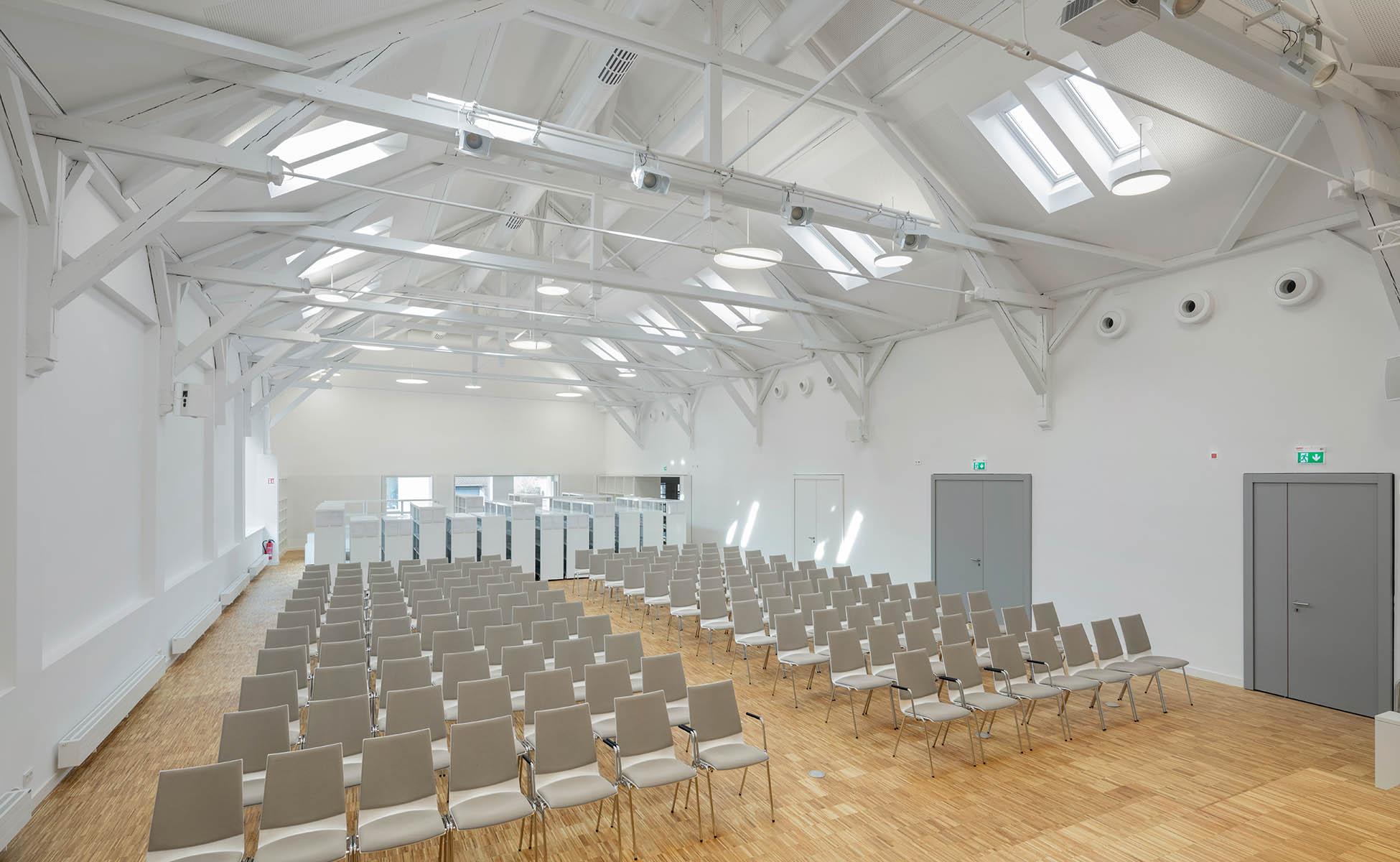 Projekt - Kulturzentrum Baudergraben