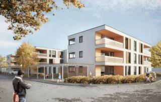 Projekt - Kresserstraße
