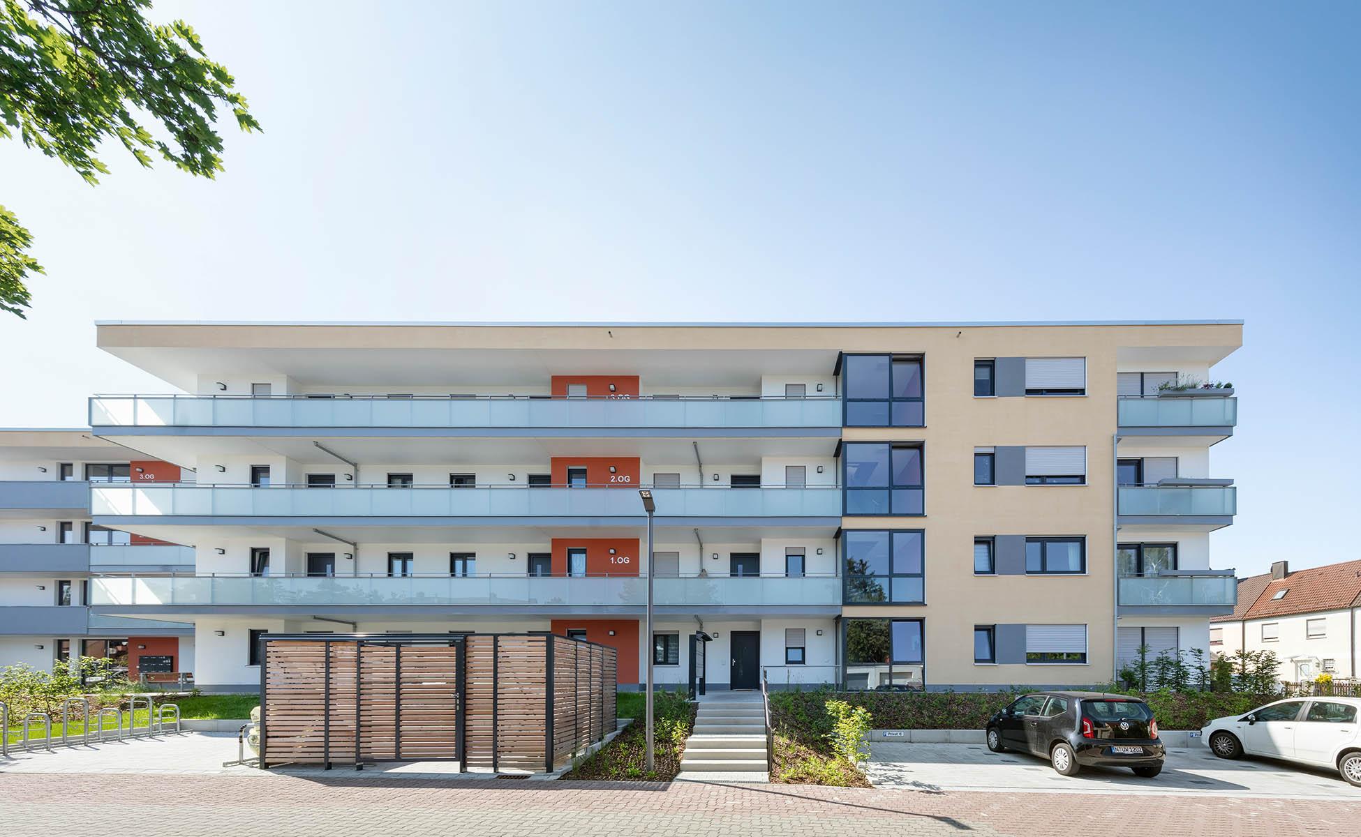 Projekt - Wohnanlage am Hainberg